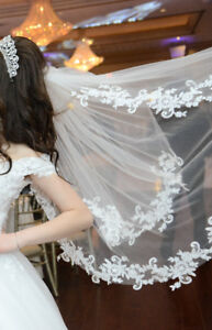 Bridal Veil for Sale in Brampton