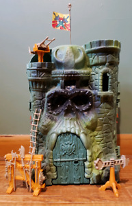 1982 Masters of the Universe Castle Grayskull