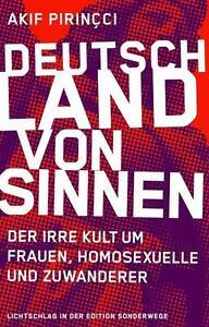 Deutschland-von-Sinnen-von-Akif-Pirincci-2014-Taschenbuch