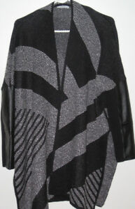 women's dex cardigan, size medium