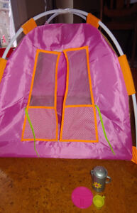 Journey /American Girl Camping Set