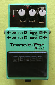 Boss PN2 Tremolo/Pan
