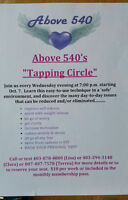 TAPPING CIRCLE - WEDNESDAY EVENINGS
