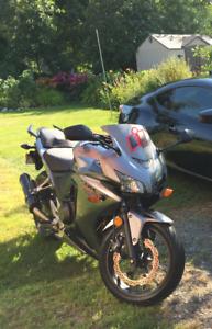 Honda CBR500-R