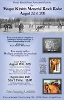 Annual Meagan Kirstein Memorial Ranch Rodeo