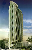 SPACIOUS AND UPGRADED 2 BED 2 BATH IN MISSISSAUGA - SQUARE ONE