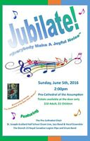 Pro-Cathedral Choir/SJSH Band/Legion Pipe & Drum Band Concert