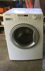 Samsung washer front loaded for sale for parts or repair