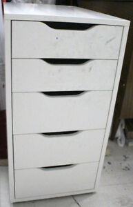 IKEA ALEX drawer unit in good condition