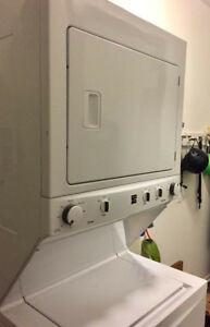 Stacked Kenmore Washer/Dryer Excellent Condition!
