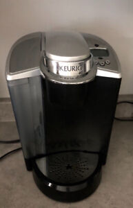 Keurig with K Cup Holders