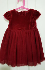 Holiday special occasion dress size 2T