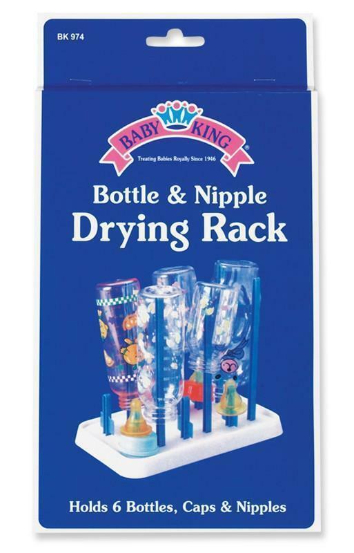 Baby King Baby Bottle & Nipple Drying Rack