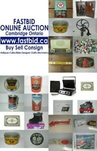 Online Auction New Brand Name Clothing Electronics Household