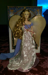 2006 Angel Barbie with other Barbies & Acessories