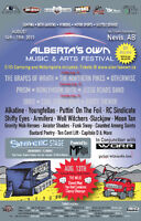 PLAY @ ALBERTA'S OWN INDEPENDENT MUSIC & ARTS FESTIVAL