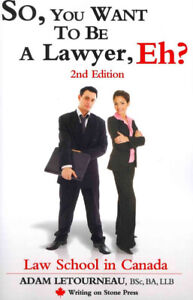 $5 - So, You Want to Be a Lawyer, Eh?