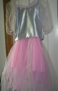 Girls Tutu Outfit  Costume