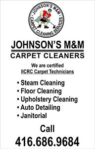 Cleaning with highest level of Professionalism :780 804-1306
