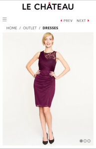 Brand new dress perfect for holiday party