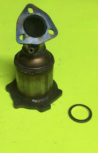 2004 Nissan Quest 3.5L 6CYL Direct Fit Driver Side Catalytic Con