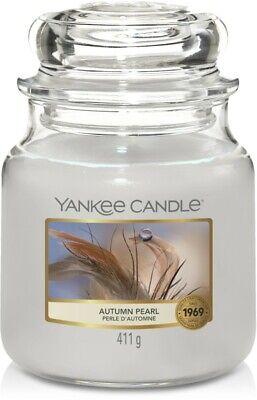 Yankee Candle medium jar Autumn Pearl