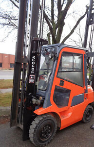 Toyota forklift 5000LB Out door and indoor