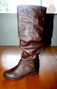 Woman's tall boots / brand new Cambridge Kitchener Area image 2