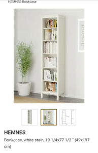 BRAND NEW IN BOX ikea hemnes bookcase