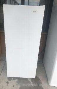 Upright medium size Freezer woods