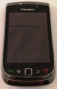 BlackBerry Torch 9800 Black Rogers/CHATTER Smartphone Qwerty Kitchener / Waterloo Kitchener Area image 1