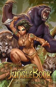 Jungle Book-Volume 1-Graphic Novel-Like new condition