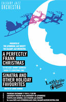 """Calgary Jazz Orchestra """"A Perfectly Frank Christmas"""""""