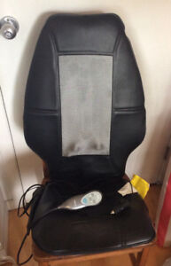 SHIATSU CAR MASSAGING CUSHION | HOMEDICS SBM-200