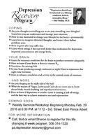 Depression & Anxiety Recovery Program