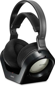Sony MDR-RF925R wireless headphones sans-fil
