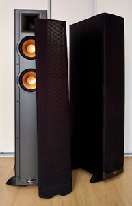 Klipsch 5.1 Surround Speaker Set -  Black Ash