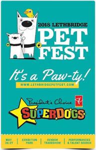 Lethbridge Pet Fest