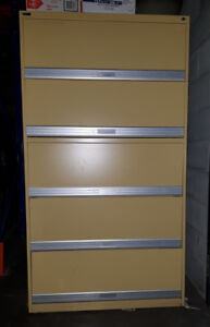 Filing cabinet - 5 drawers
