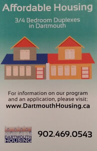 Affordable Housing in Dartmouth