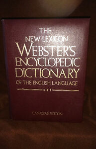 webster Encyclopendic Dictionary