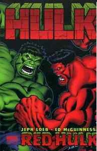 HULK - complete collected comic books by Jeph Loeb w/ Deadpool