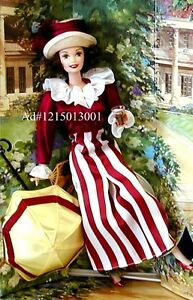 Coca Cola Barbie Doll After The Walk NEW ~ think Christmas !