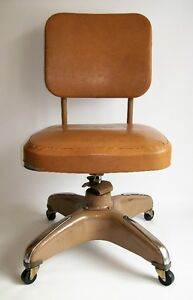 Chaise de Bureau Cosco 1966 - Vintage 1966 Cosco Office Chair