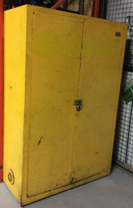 Large Safety Flammable Storage Cabinet