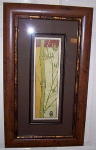 Jennifer Goldberger Tranquil Bamboo Panel I Ltd Edition Print London Ontario image 2