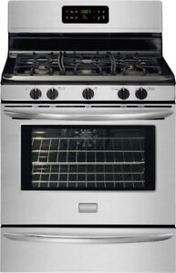 Frigidaire Gallery 30'' Inch Stainless Steel Gas Range Stove