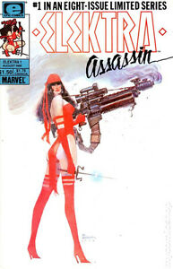 Elektra Assassin - complete mini-series