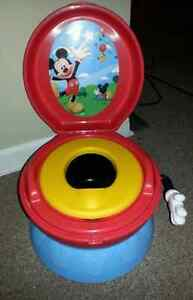 Mickey Mouse 3-in-1 Potty Cambridge Kitchener Area image 2