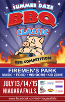 VENDORS WANTED FOR ANNUAL BBQ COMPETITON